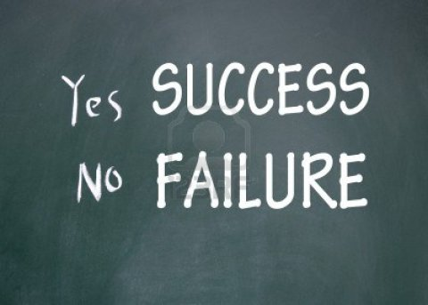 14348723-success-and-failure-choice